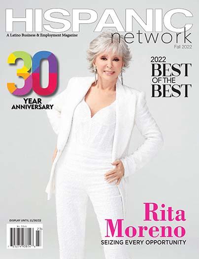 Latest issue of HISPANIC Network Magazine