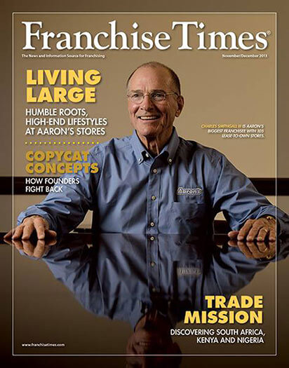 Latest issue of Franchise Times