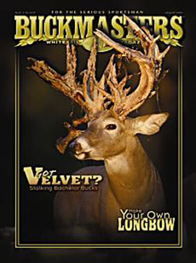 Subscribe to Buckmasters Whitetail Magazine