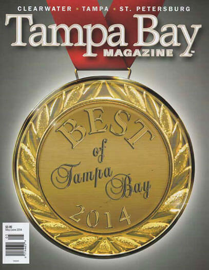Latest issue of Tampa Bay Magazine