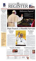 National Catholic Register 1 of 5