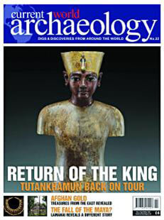 Latest issue of Current World Archaeology