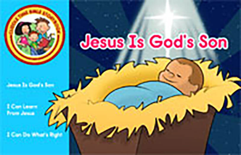 Latest issue of Cuddletime Bible Storybook