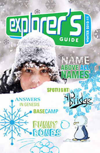 Latest issue of Explorers Guide
