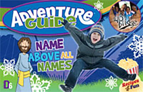 Latest issue of Adventure Guide