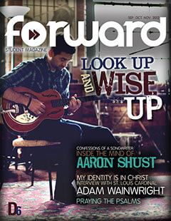 Latest issue of Forward