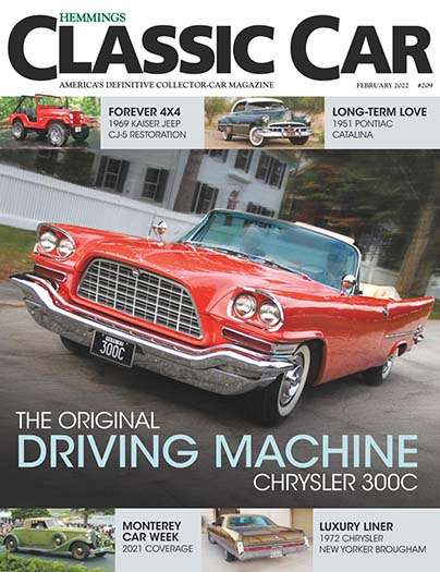 Subscribe to Hemmings Classic Car