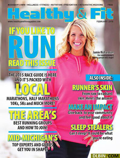 More Details about Healthy & Fit Magazine