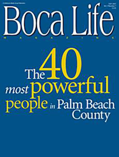 Latest issue of Boca Life