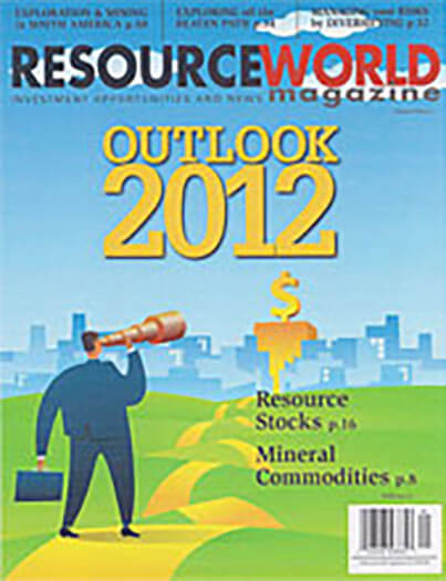 Latest issue of Resource World Magazine