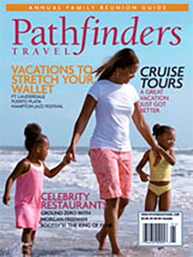 Latest issue of Pathfinders Travel