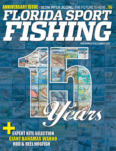 Latest issue of Florida Sport Fishing