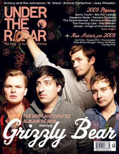 Latest issue of Under the Radar Magazine