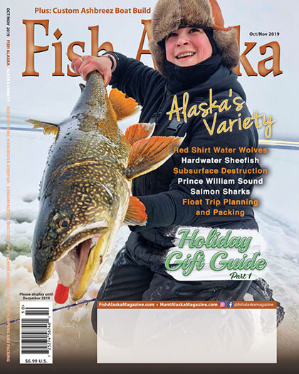 Latest issue of Fish Alaska