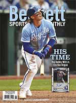 Beckett Sports Card Monthly 1 of 5