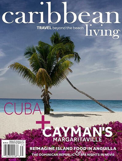 Latest issue of Caribbean Living