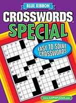 Blue Ribbon Crosswords Special 1 of 5