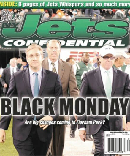Latest issue of Jets Confidential