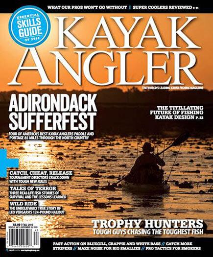 Subscribe to Kayak Angler