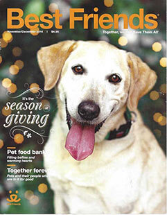 Latest issue of Best Friends