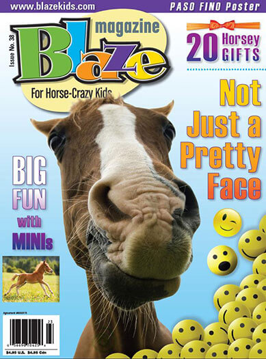 Latest issue of Blaze