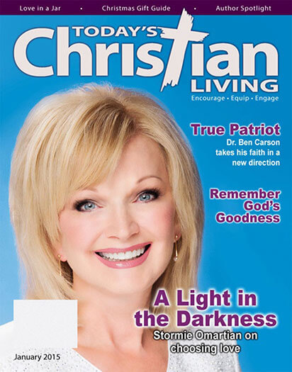 Latest issue of Today's Christian Living Magazine
