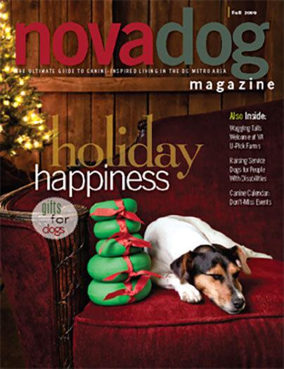 Latest issue of NOVADog Magazine