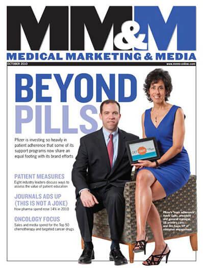 Latest issue of Medical Marketing & Media Magazine