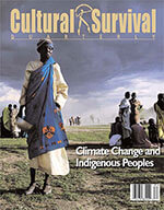 Cultural Survival Quarterly 1 of 5