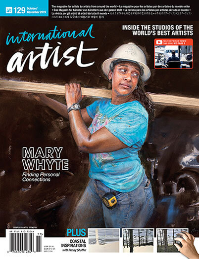 Subscribe to International Artist