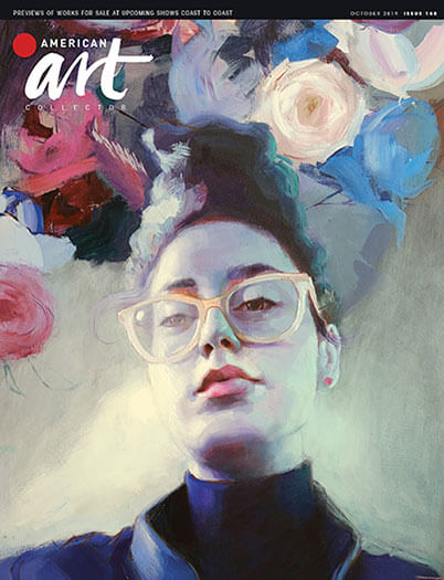 Latest issue of American Art Collector