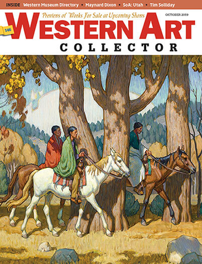Subscribe to Western Art Collector