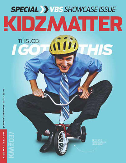 Latest issue of KidzMatter