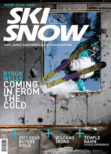 Latest issue of Ski & Snow Magazine