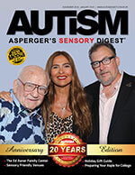 Autism Asperger's Sensory Digest 1 of 5