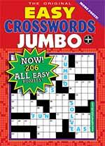 Easy Crosswords Jumbo Special 1 of 5