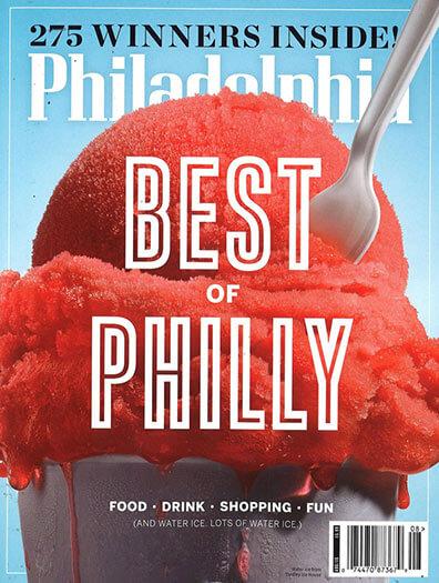 Latest issue of Philadelphia Magazine