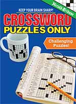 Crossword Puzzles Only 1 of 5