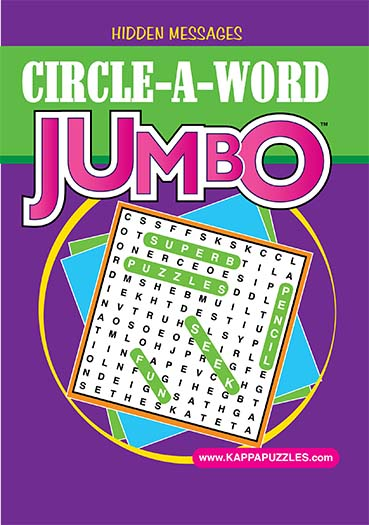 Latest issue of Circle a Word Jumbo