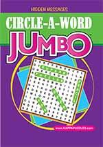 Circle-A-Word Jumbo 1 of 5