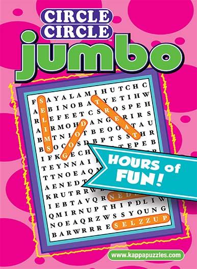 Latest issue of Circle Circle Jumbo