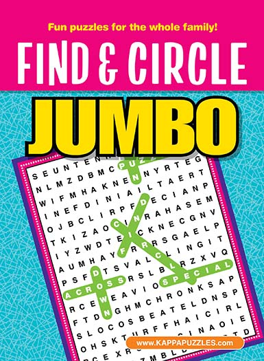 Latest issue of Find and Circle Jumbo