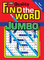 Quality Find the Word Jumbo 1 of 5