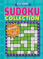 Blue Ribbon Sudoku Collection 1 of 5