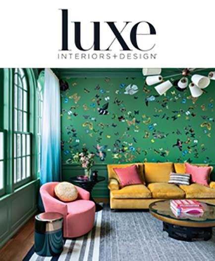 Latest issue of Luxe Interiors & Design