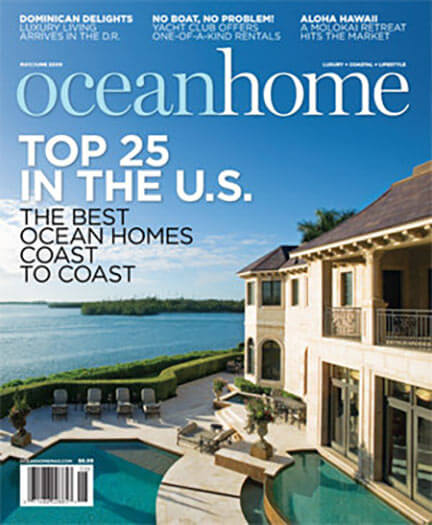 Latest issue of Ocean Home