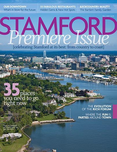 Latest issue of Stamford Magazine