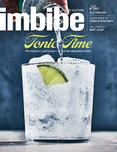 Latest issue of Imbibe