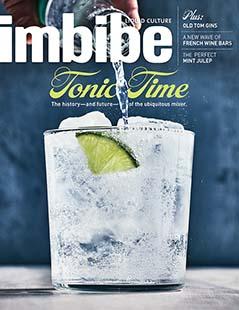 Latest issue of Imbibe Magazine