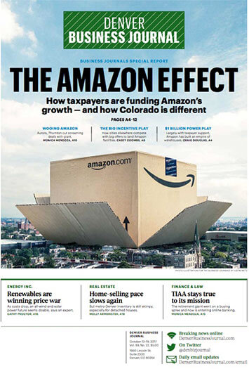 Subscribe to Denver Business Journal